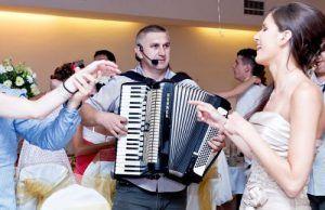 Zespół muzyczny - Concret - Zespół weselny