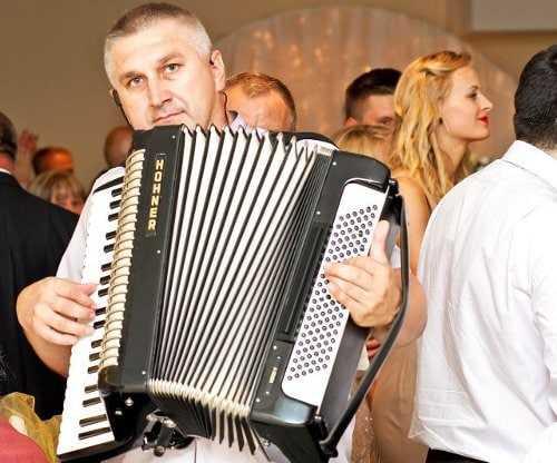 Dj na wesele Kielce-świętokrzyskie, Kraków-Małopolska-Concret z akordeonem