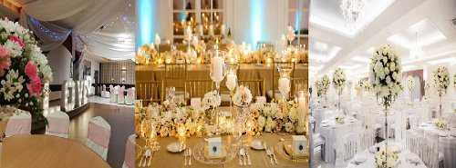 dekoracja sali weselnej 511500868