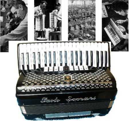 akordeon paolo soprani serwis naprawa strojenie akordeonów tel. 511500868