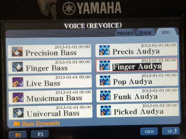 Yamaha Tyros 5 Genos Sample perkusyjne Basy Bebny Dance Live